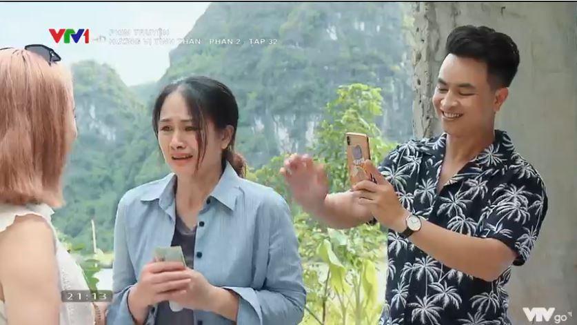 Hương vị tình thân tập 32 (p2): Bắt trend cực nhanh, đối tác bắt bà Xuân sao kê-7