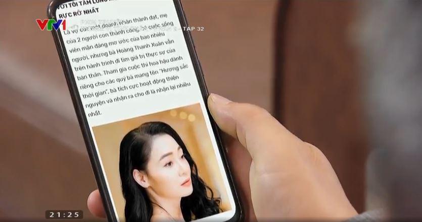 Hương vị tình thân tập 32 (p2): Bắt trend cực nhanh, đối tác bắt bà Xuân sao kê-16
