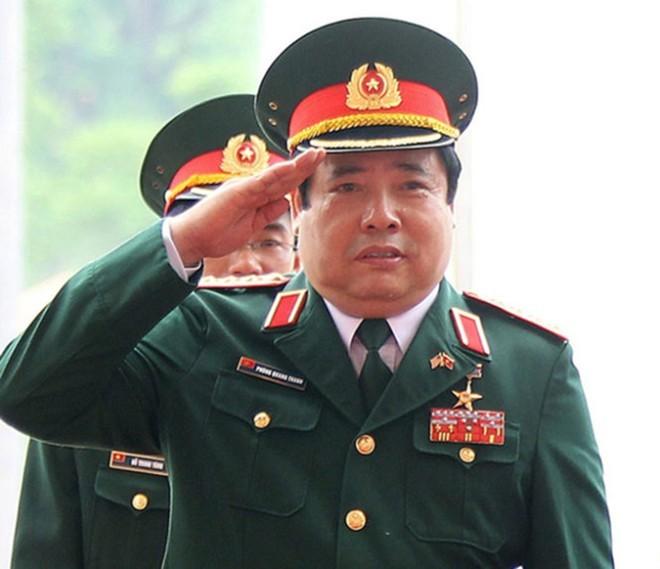 Đại tướng Phùng Quang Thanh từ trần-1