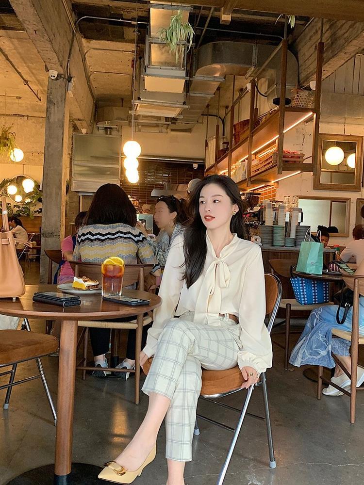 10 set đồ mặc đẹp mùa Thu của hội blogger châu Á, chị em nên copy theo để nâng tầm style-2
