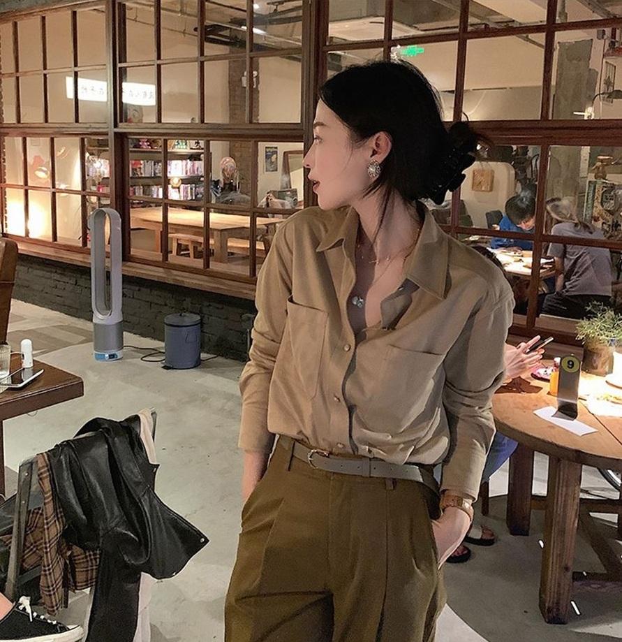 10 set đồ mặc đẹp mùa Thu của hội blogger châu Á, chị em nên copy theo để nâng tầm style-3