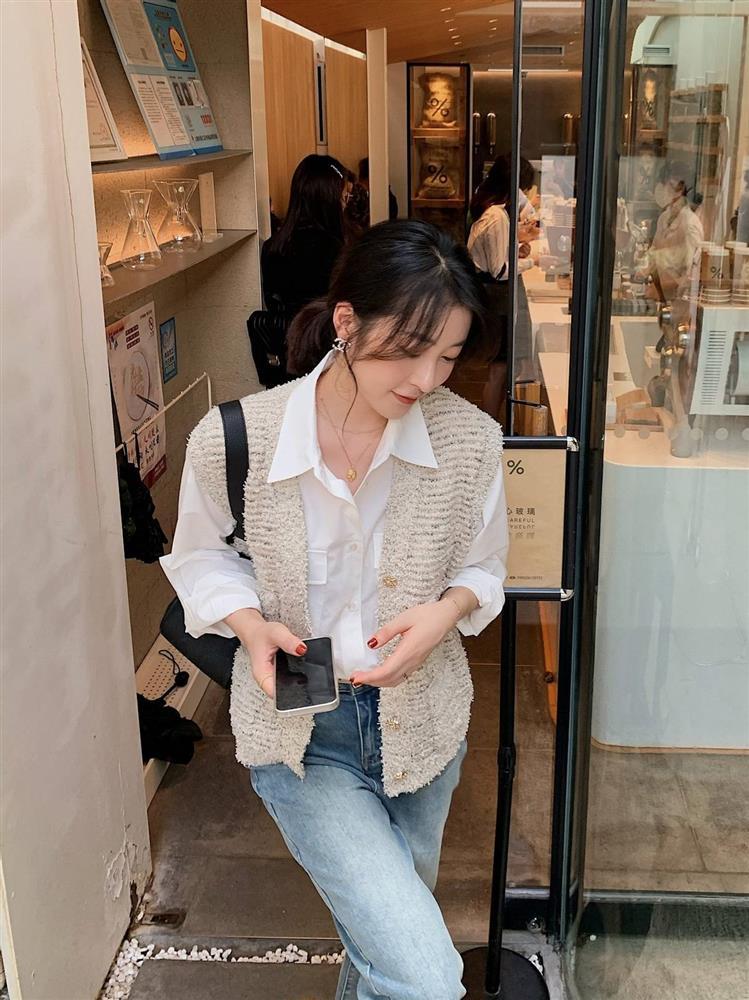 10 set đồ mặc đẹp mùa Thu của hội blogger châu Á, chị em nên copy theo để nâng tầm style-5