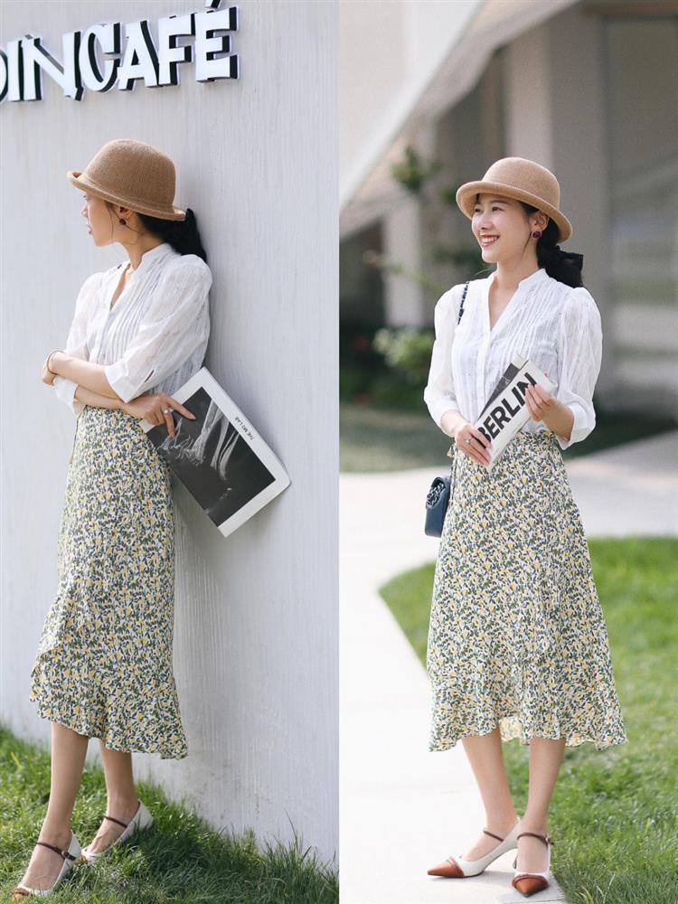 10 set đồ mặc đẹp mùa Thu của hội blogger châu Á, chị em nên copy theo để nâng tầm style-10