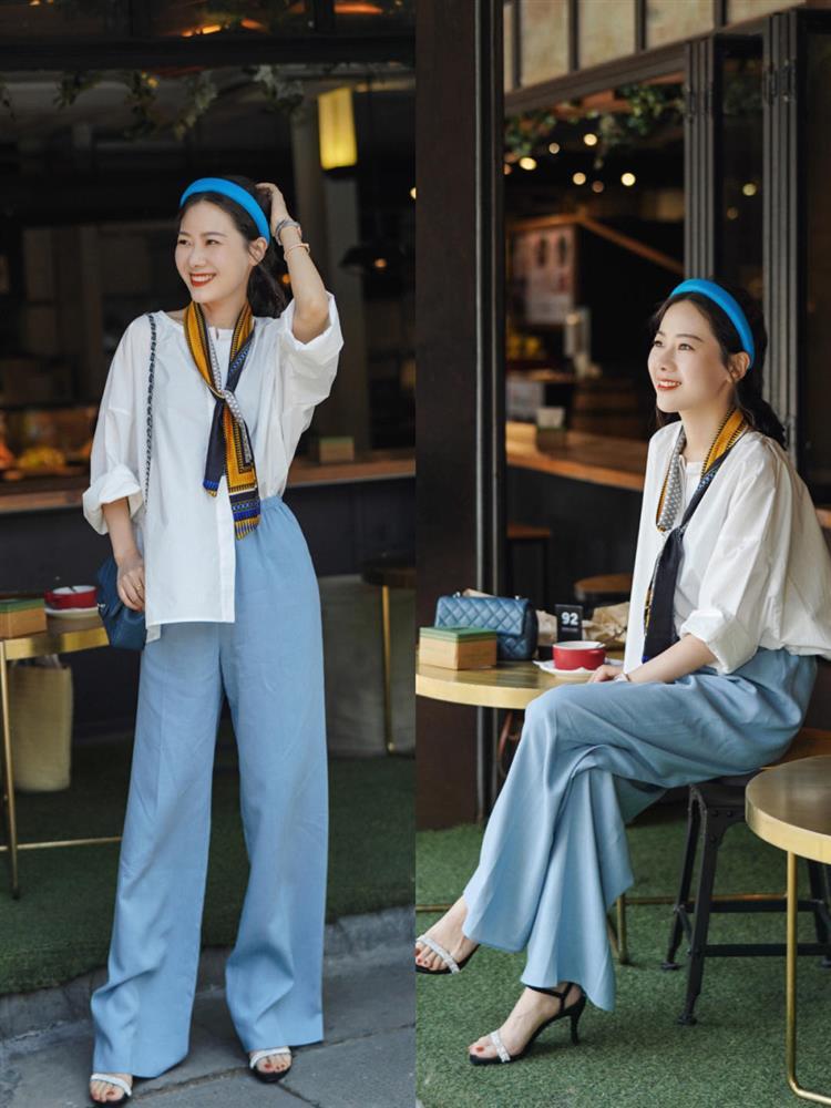 10 set đồ mặc đẹp mùa Thu của hội blogger châu Á, chị em nên copy theo để nâng tầm style-9