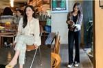 Mỹ nhân Thái Lan phối váy áo hoa đón thu không lo sến súa-12