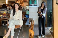 10 set đồ mặc đẹp mùa Thu của hội blogger châu Á, chị em nên copy theo để nâng tầm style
