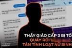 Sự thật bất ngờ vụ Thầy giáo Quảng Ninh bị tố quấy rối, nhắn tin tán tỉnh nữ sinh cấp 3: UBND TP đưa ra kết luận chính thức-4
