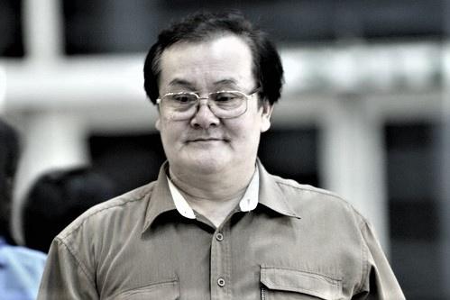 Ông Hoàng Vĩnh Giang qua đời-1