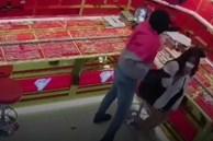 Cướp cửa hàng trang sức ở Thái Lan