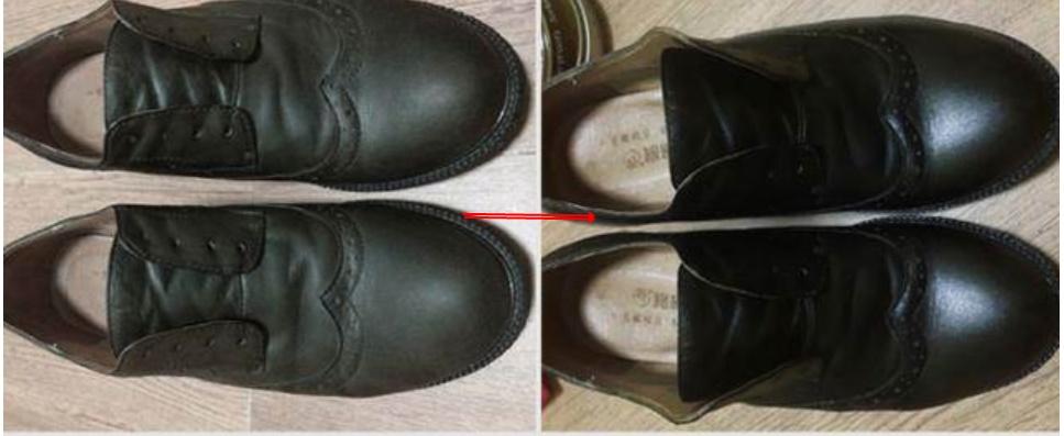 Khi giày bị bong, đừng dùng keo dính nữa, đây là cách mới vừa tiết kiệm tiền lại hàn được chỗ bong cực chắc-4