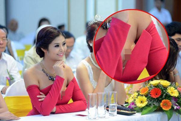 Khi vòng ngực sao Việt chết đuối trong tấm áo chẳng sinh ra để dành cho nhau-19