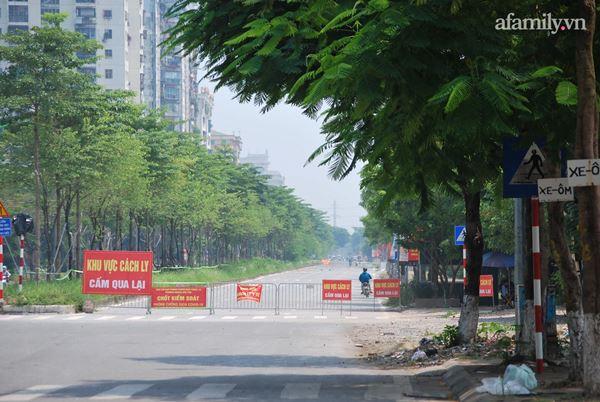 Hà Nội: Tạm thời phong tỏa tòa nhà hơn 350 nhân khẩu sau khi một cư dân bán hàng ở sảnh dương tính SARS-CoV-2-5