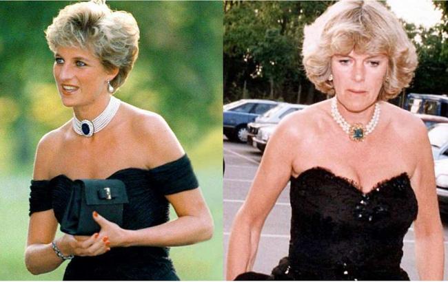 Tiểu tam Hoàng gia Anh copy loạt trang sức của chính thất: Đỉnh điểm là pha diện lại đồ của Công nương Diana gây bão tố dư luận-3