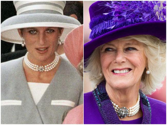 Tiểu tam Hoàng gia Anh copy loạt trang sức của chính thất: Đỉnh điểm là pha diện lại đồ của Công nương Diana gây bão tố dư luận-4