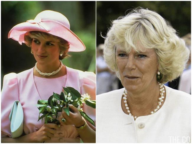 Tiểu tam Hoàng gia Anh copy loạt trang sức của chính thất: Đỉnh điểm là pha diện lại đồ của Công nương Diana gây bão tố dư luận-5
