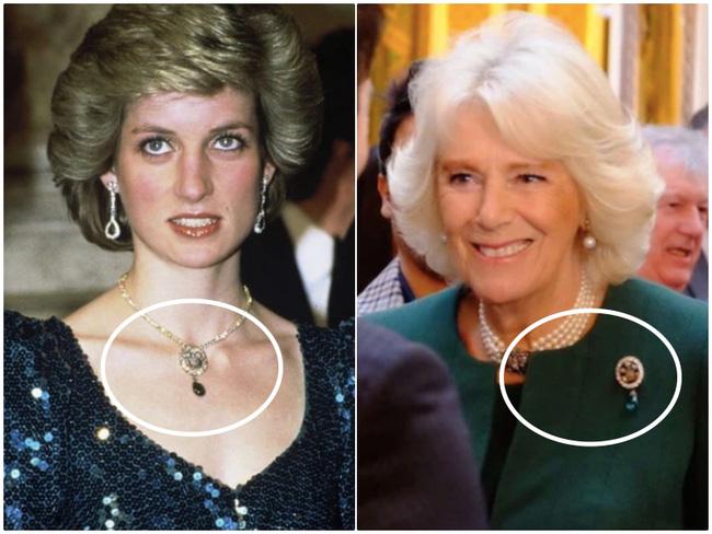 Tiểu tam Hoàng gia Anh copy loạt trang sức của chính thất: Đỉnh điểm là pha diện lại đồ của Công nương Diana gây bão tố dư luận-6
