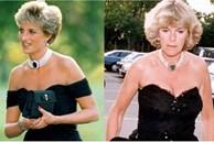 'Tiểu tam' Hoàng gia Anh copy loạt trang sức của 'chính thất': Đỉnh điểm là pha diện lại đồ của Công nương Diana gây bão tố dư luận