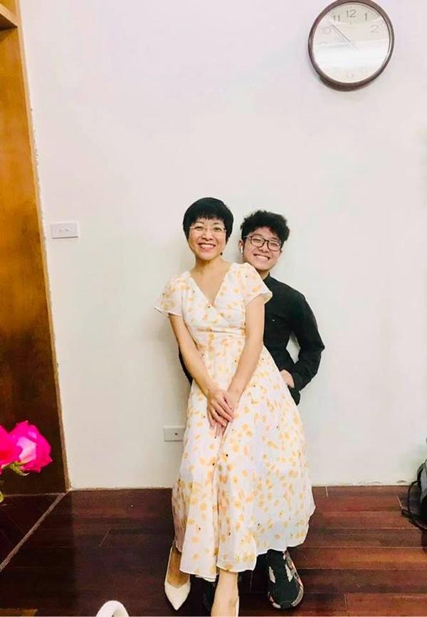 MC Thảo Vân thật khéo dạy con, Títkhông chỉ thông minh mà còn cực tình cảm, nói câu này khiến mẹ nào cũng lịm tim-2