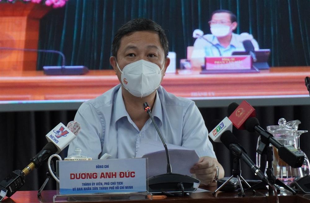 Sau ngày 15/9, TP Hồ Chí Minh tiếp tục giãn cách xã hội, chưa áp dụng thẻ xanh-1