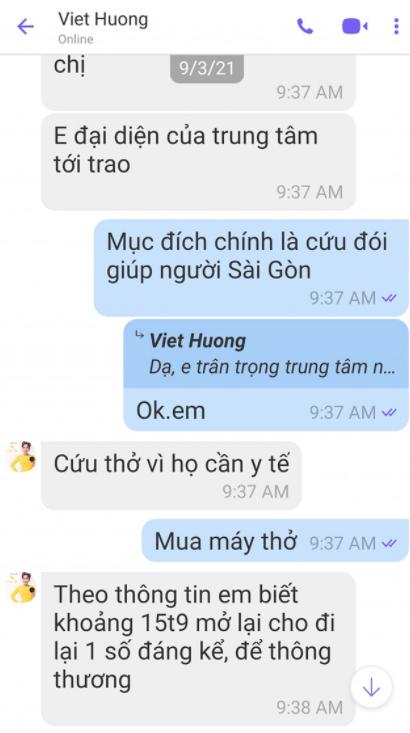 Người trong cuộc chính thức lên tiếng nói rõ thông tin Việt Hương bí mật nhận tiền quyên góp từ thiện-2