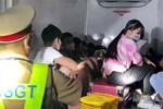 """Thông tin mới vụ 15 người bao gồm trẻ em trong thùng xe đông lạnh thông chốt"""" về quê-2"""