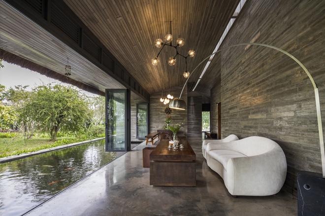 Giám đốc marketing về miền Tây xây biệt thự nhà vườn hệt như một ốc đảo riêng tư, có cả hồ cá Koi ngắm mà ghen tị-11
