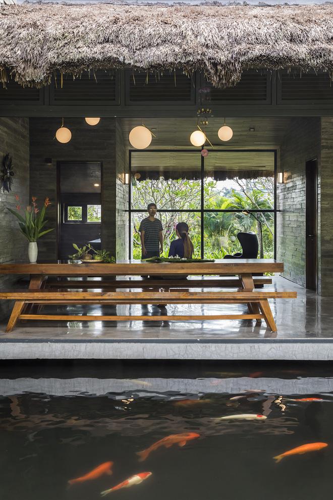 Giám đốc marketing về miền Tây xây biệt thự nhà vườn hệt như một ốc đảo riêng tư, có cả hồ cá Koi ngắm mà ghen tị-15