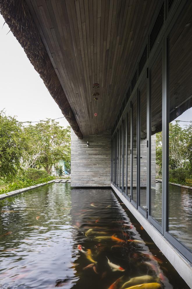 Giám đốc marketing về miền Tây xây biệt thự nhà vườn hệt như một ốc đảo riêng tư, có cả hồ cá Koi ngắm mà ghen tị-16