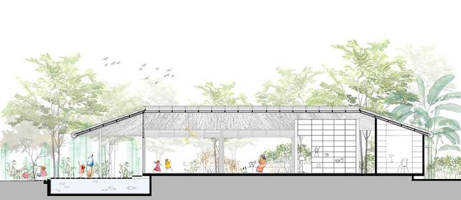 Giám đốc marketing về miền Tây xây biệt thự nhà vườn hệt như một ốc đảo riêng tư, có cả hồ cá Koi ngắm mà ghen tị-17