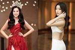 Nghi bị đàn chị hất tay, tỏ thái độ trên thảm đỏ, Hoa hậu Đỗ Thị Hà chính thức lên tiếng-3
