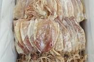Mực khô bán giá 'rẻ giật mình' trên chợ mạng, chỉ 200.000 đồng/kg loại mực to bằng cả bàn tay