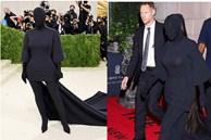 'Cô Kim siêu vòng 3' Kim Kardashian kiên quyết không hở một miếng thịt nào ở Met Gala 2021