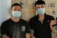 2 kẻ gây ra 2 vụ giết người khác nhau cùng trốn truy nã, thuê phòng trọ sống chung