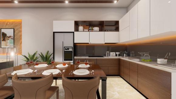 Nguyên tắc vàng khi đặt bếp tốt cho phong thủy, áp dụng để gia đình được bình an, như ý, tránh xa tai ương xui xẻo-1