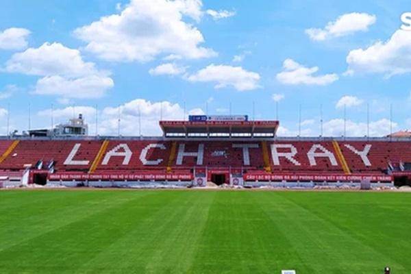 Chê sân Mỹ Đình xấu, CLB Hải Phòng đề nghị tuyển Việt Nam về sân Lạch Tray đá vòng loại World Cup-1