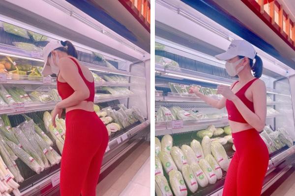 Bị chỉ trích vì loạt ảnh khoe vòng 3 ở siêu thị, Lệ Quyên nổi cơn thịnh nộ còn đòi tát antifan vì hỗn láo-1