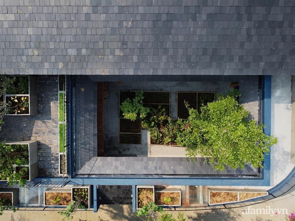 Căn nhà cuộn hình vỏ ốc độc đáo chan hòa với thiên nhiên ở Hội An-3