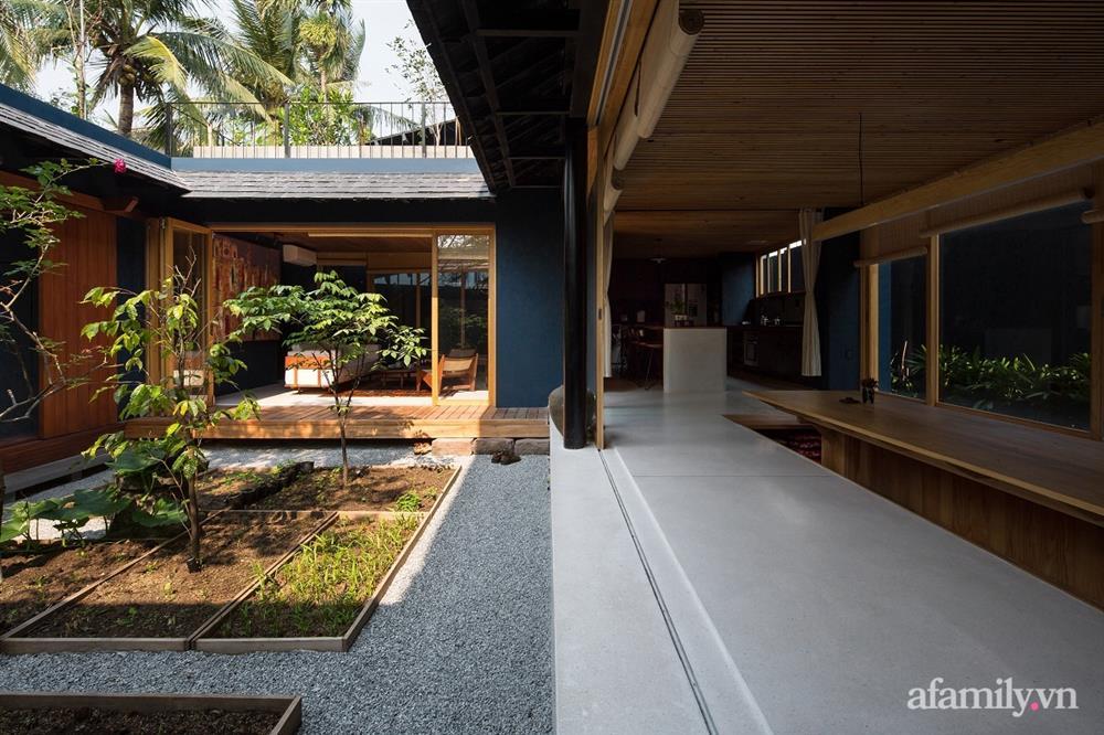 Căn nhà cuộn hình vỏ ốc độc đáo chan hòa với thiên nhiên ở Hội An-6