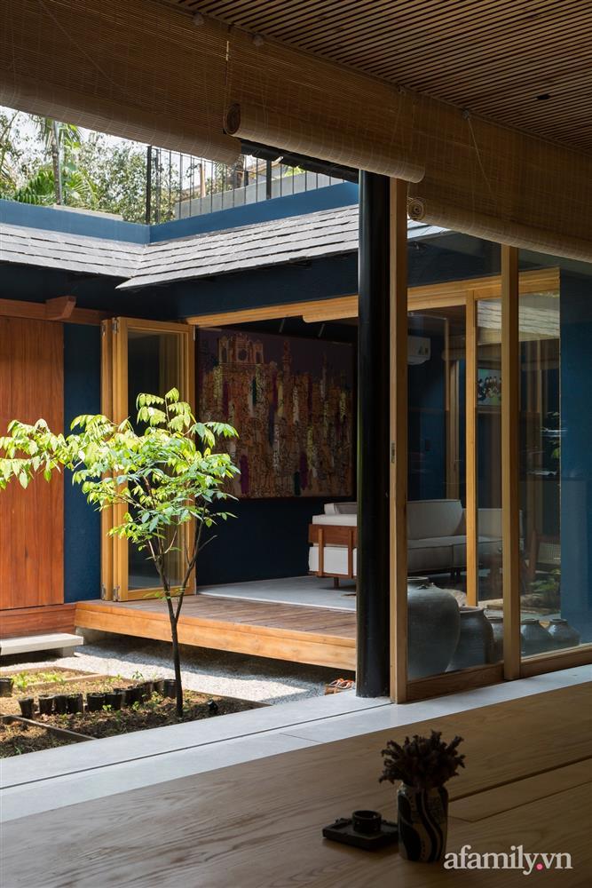 Căn nhà cuộn hình vỏ ốc độc đáo chan hòa với thiên nhiên ở Hội An-11