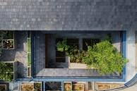 Căn nhà 'cuộn' hình vỏ ốc độc đáo chan hòa với thiên nhiên ở Hội An