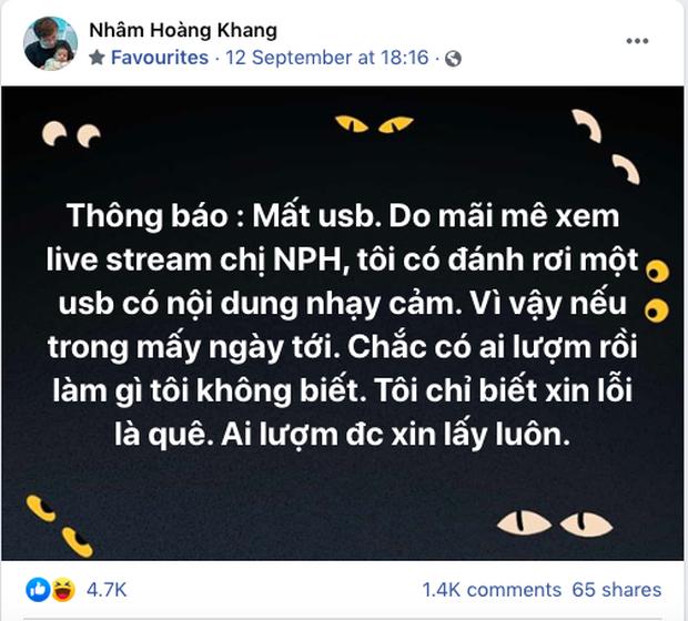 Lật tẩy hàng loạt chiêu trò mà cậu IT Nhâm Hoàng Khang sử dụng để lách luật trước giờ công khai sao kê-4