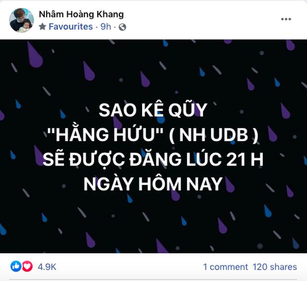 Lật tẩy hàng loạt chiêu trò mà cậu IT Nhâm Hoàng Khang sử dụng để lách luật trước giờ công khai sao kê-5