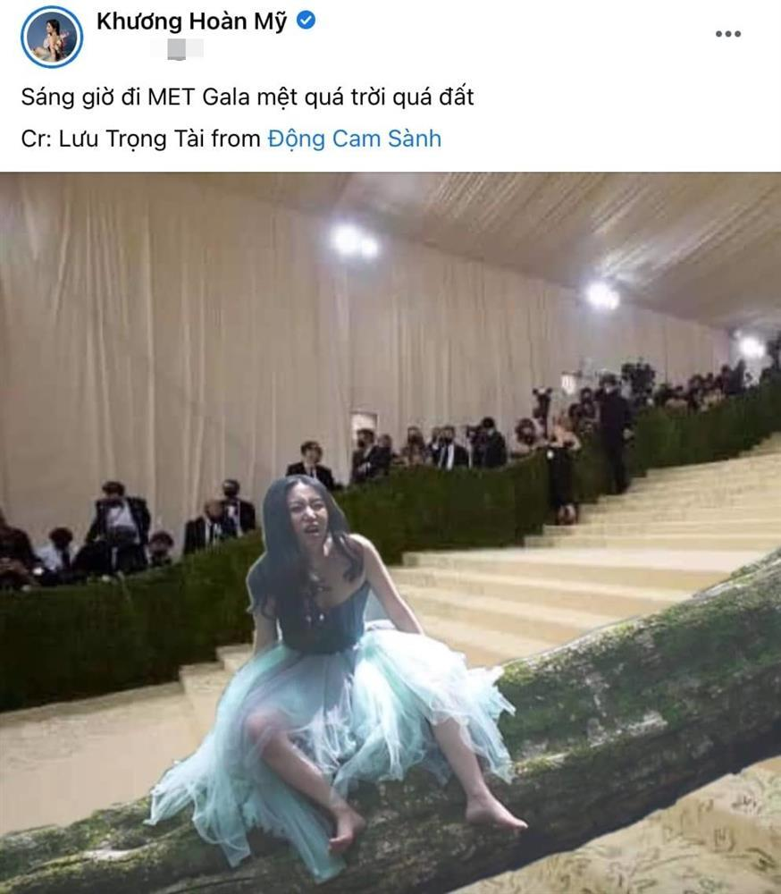 HHen Niê, Hoàng Thùy đổ bộ Met Gala 2021, chuyện gì đây?-3