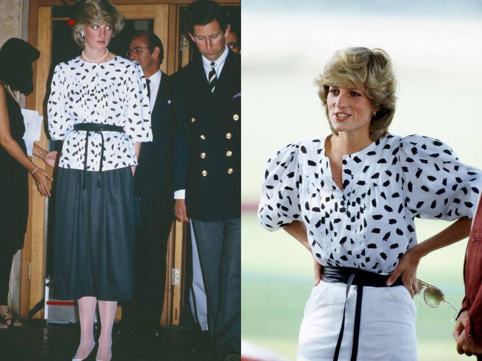 Cao tay như Công nương Diana: 8 lần biến tấu đồ cũ thành mới mà không ai hay biết-2