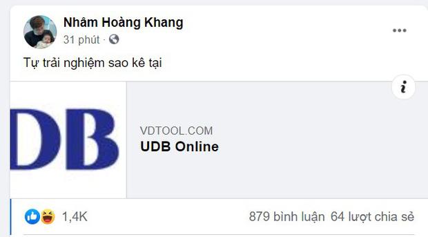 Cộng đồng mạng phẫn nộ vì Nhâm Hoàng Khang thừa nhận trò hề sao kê giả-1