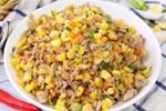 Chỉ 10 phút vào bếp là có ngay món ăn đủ rau đủ thịt, lại còn hỗ trợ giảm cân