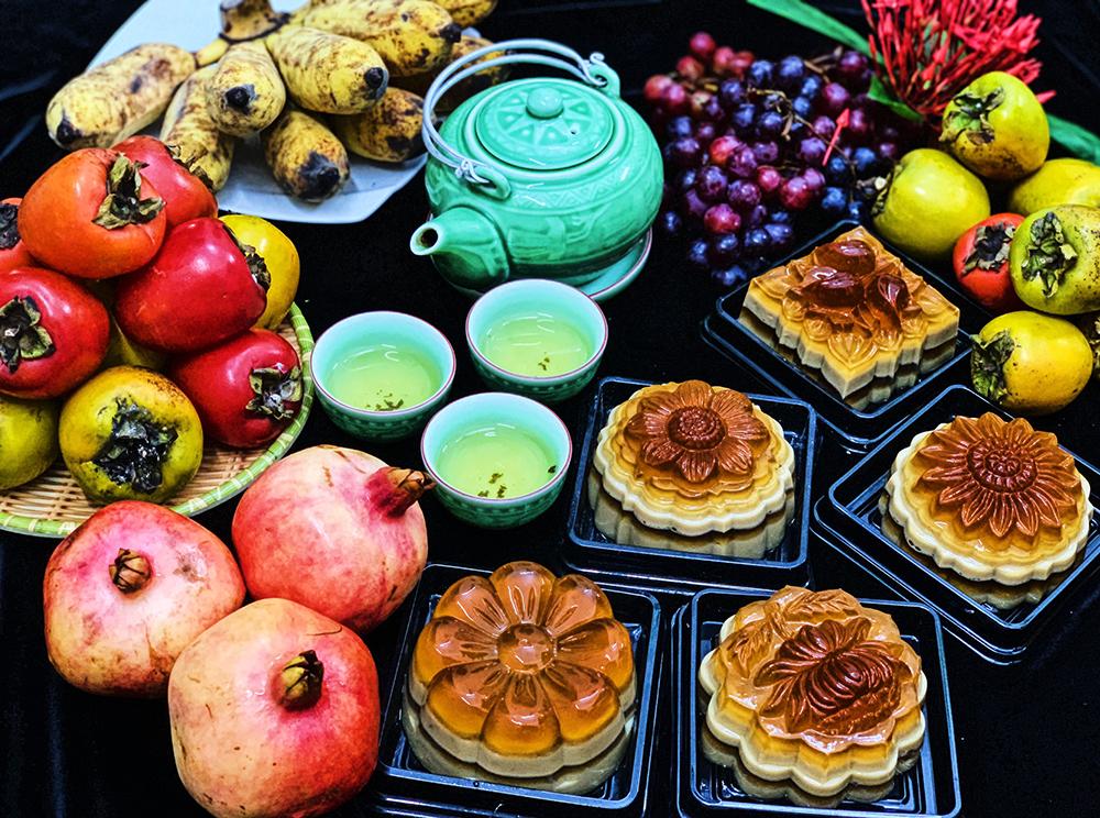 Làm loại bánh Trung thu lạ, mỗi ngày đổ khuôn bán hơn nghìn cái-5