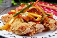 Cách chế biến thịt gà ngon bằng nồi chiên không dầu