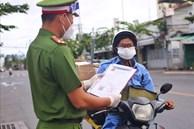 Công an TPHCM công bố 17 nhóm đối tượng không cần giấy đi đường