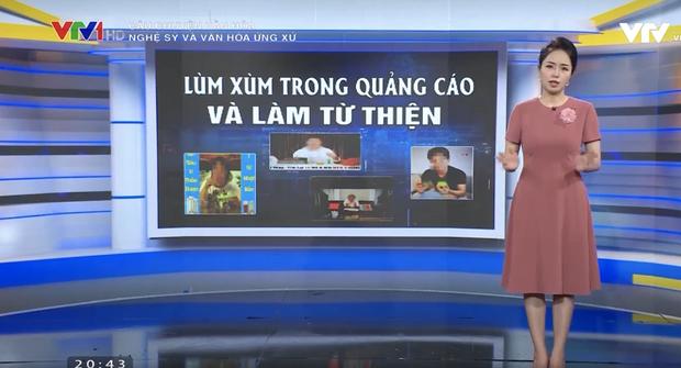 NS Hoài Linh, Thuỷ Tiên và loạt sao Vbiz bị VTV gọi tên trong phóng sự Nghệ sỹ và văn hóa ứng xử, để ngỏ chuyện cấm sóng-7